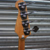 Richwood short scale bass headstock 1