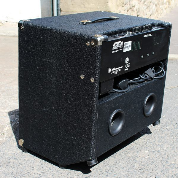 AMPEG BA115 used in great condition left rear