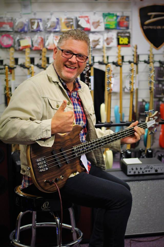 Scott Whitley Bass Direct SWB-1