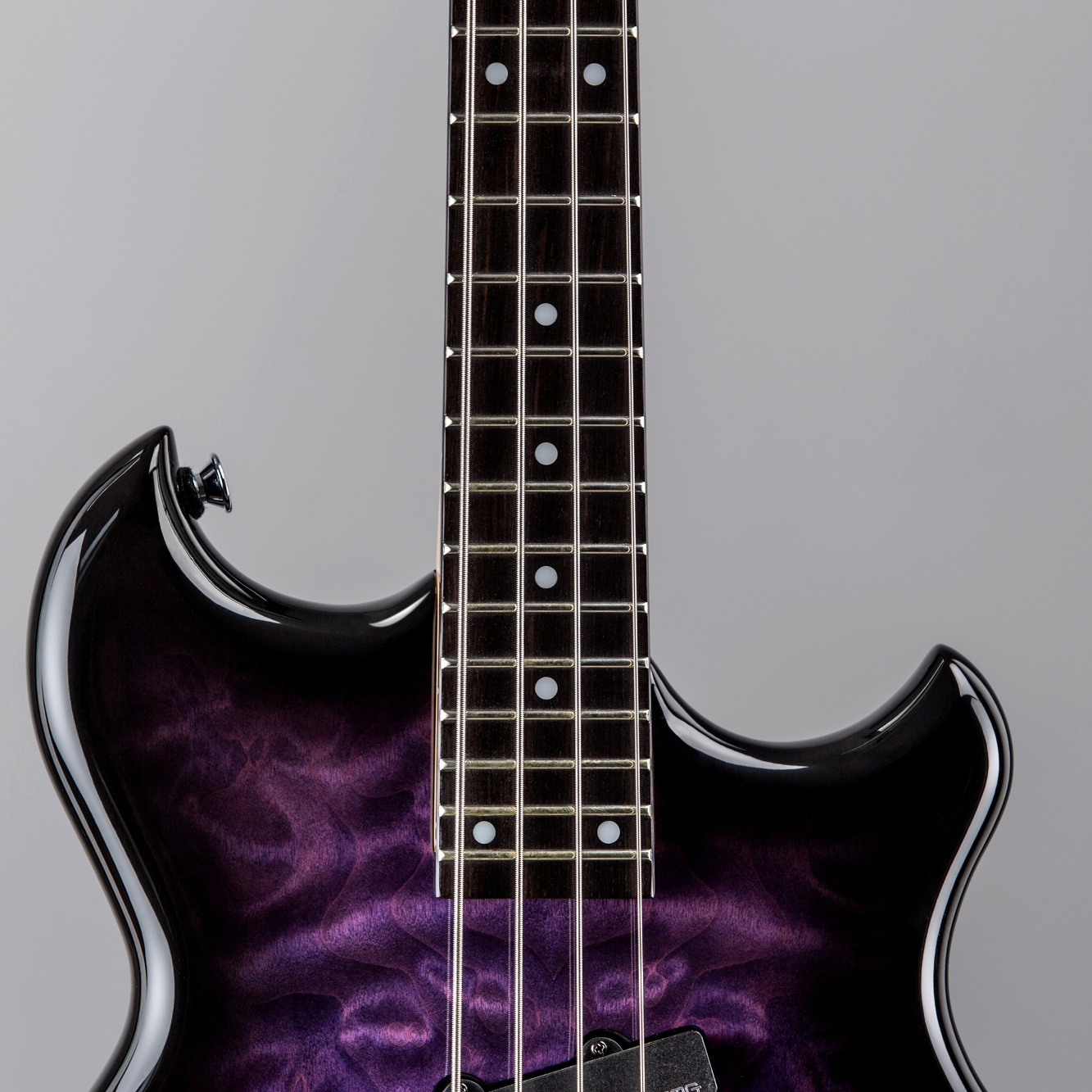 SWB-1 Pro maple purple
