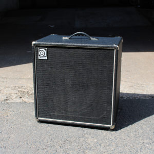 AMPEG BA115 used in great condition